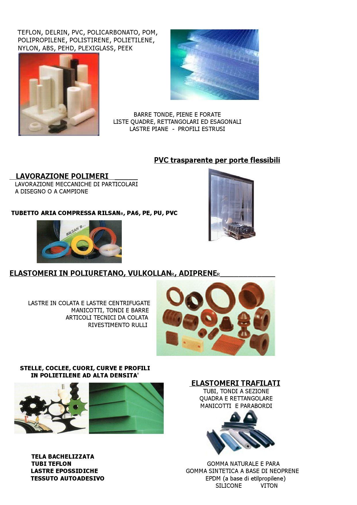 Lavori Plastici By Compack Sas Issuu