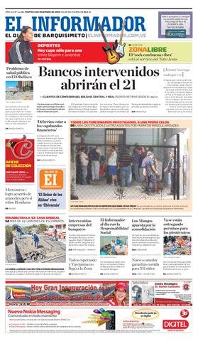 El Informador impreso 2009.12.08 by El Informador - Diario online ... ebd2d5b8338bf