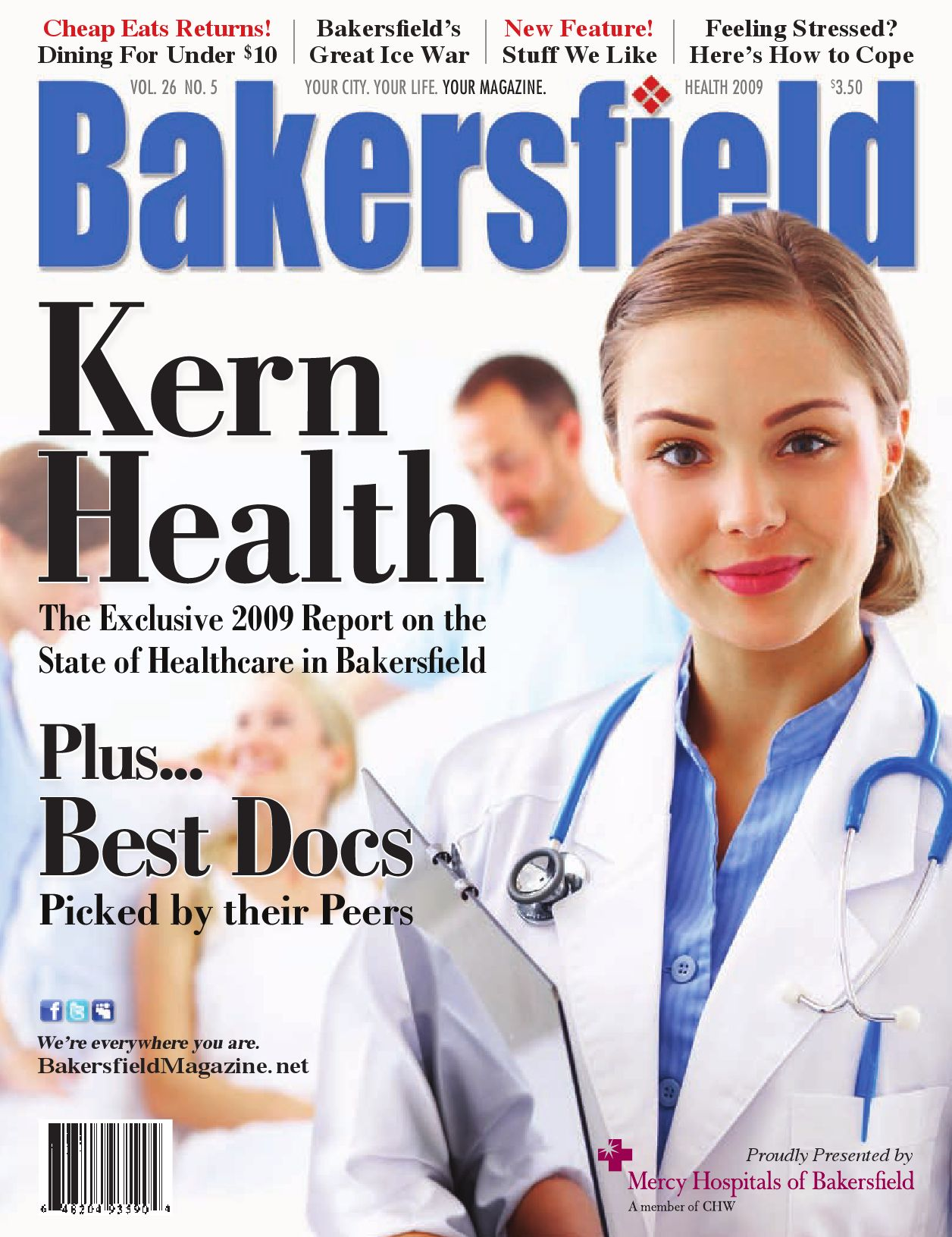 26 5 kernhealth by bakersfield magazine issuu for Bakersfield home magazine