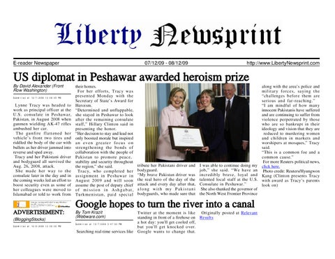 Liberty newsprint dec 08 09 by liberty newspost issuu page 1 fandeluxe Images