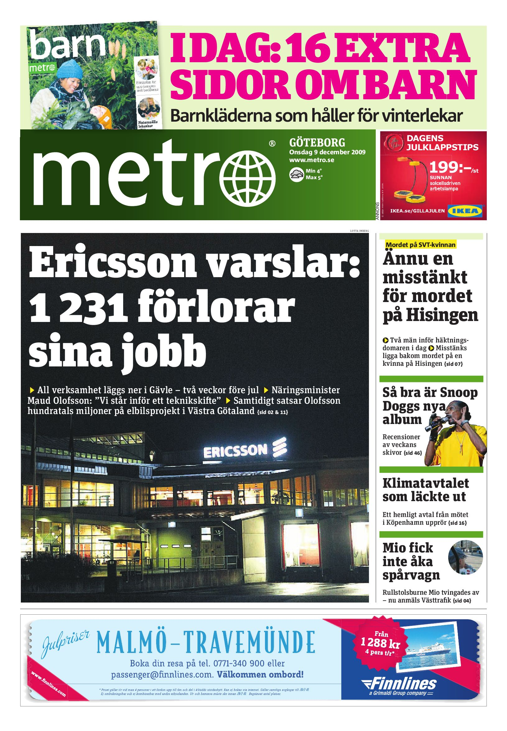http   www.readmetro.com media archive pdf 20091209 Goteborg by Metro  International - issuu 3941639e4f073