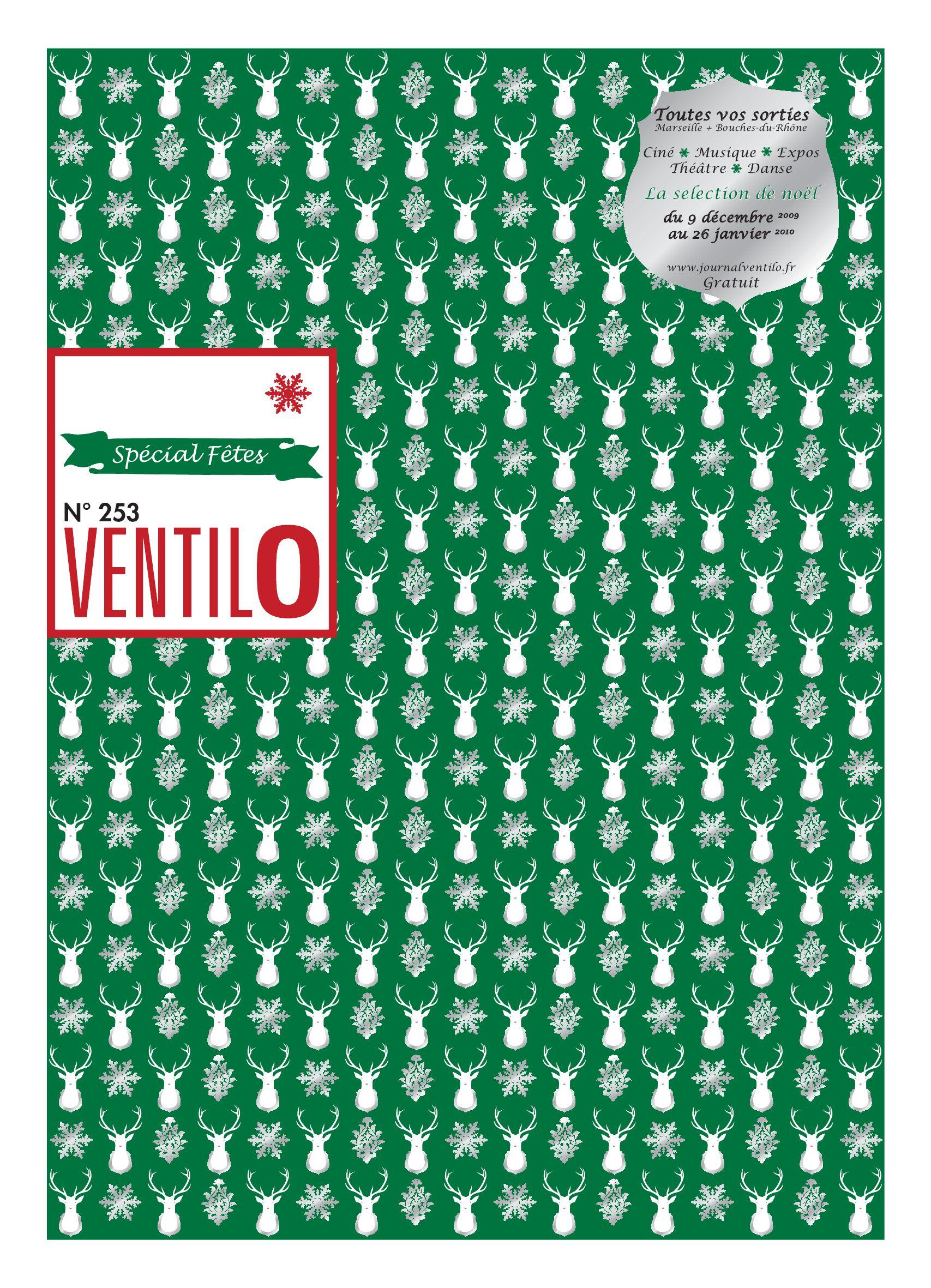 Décembre Du N°253 2009 26 Ventilo By 2010 9 Janvier Au dxoeBC