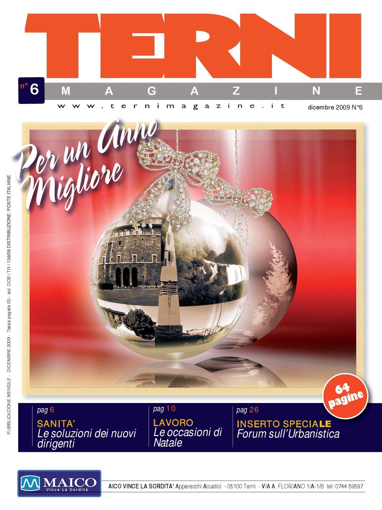terni magazine 6 by emanuele tolomei issuu