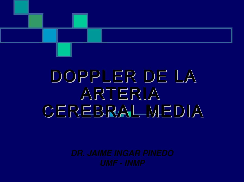 DOPPLER DE LA ARTERIA CEREBRAL MEDIA by DR. PPACH - Issuu