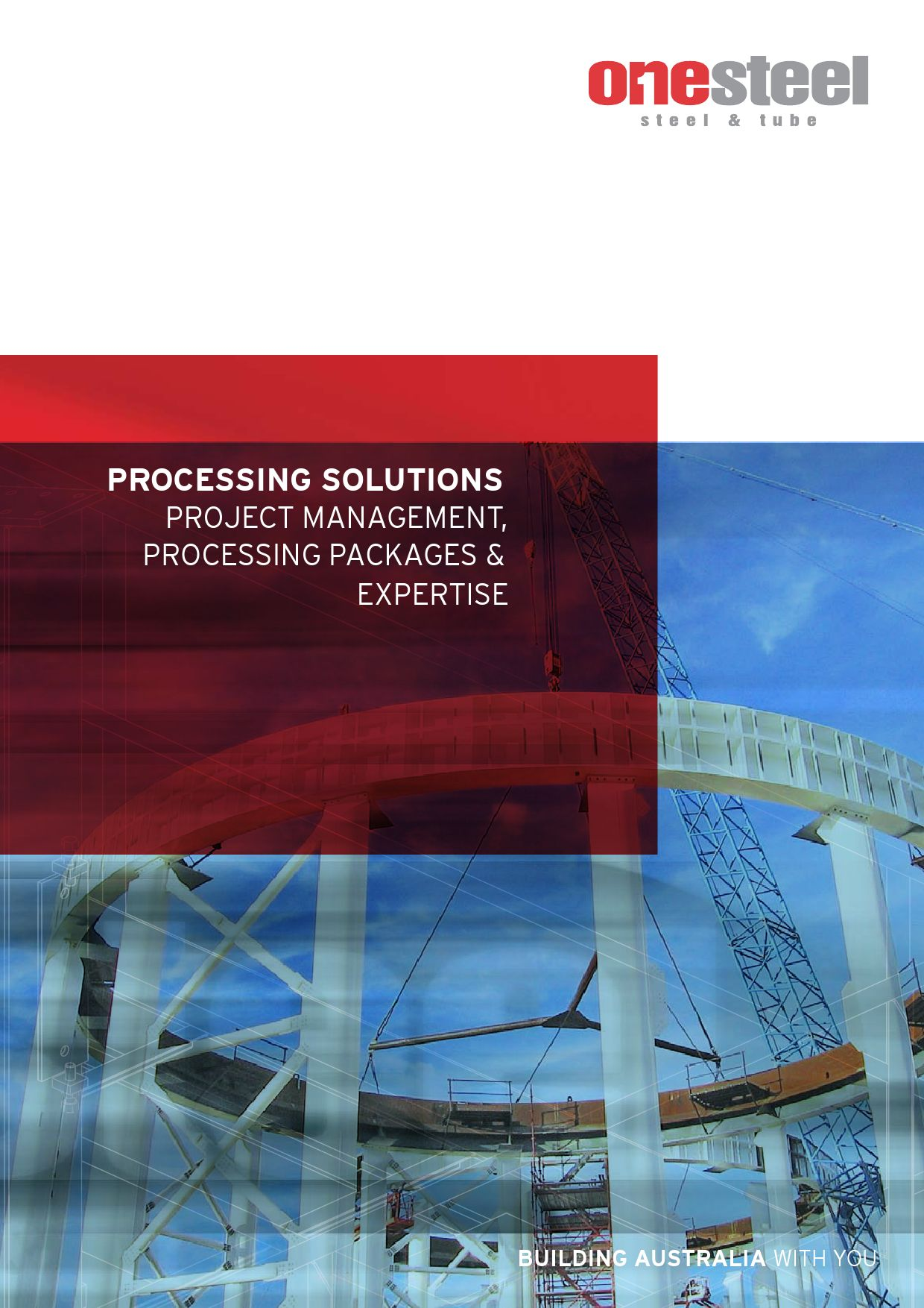 Processing Solutions by OneSteel Steel & Tube - issuu