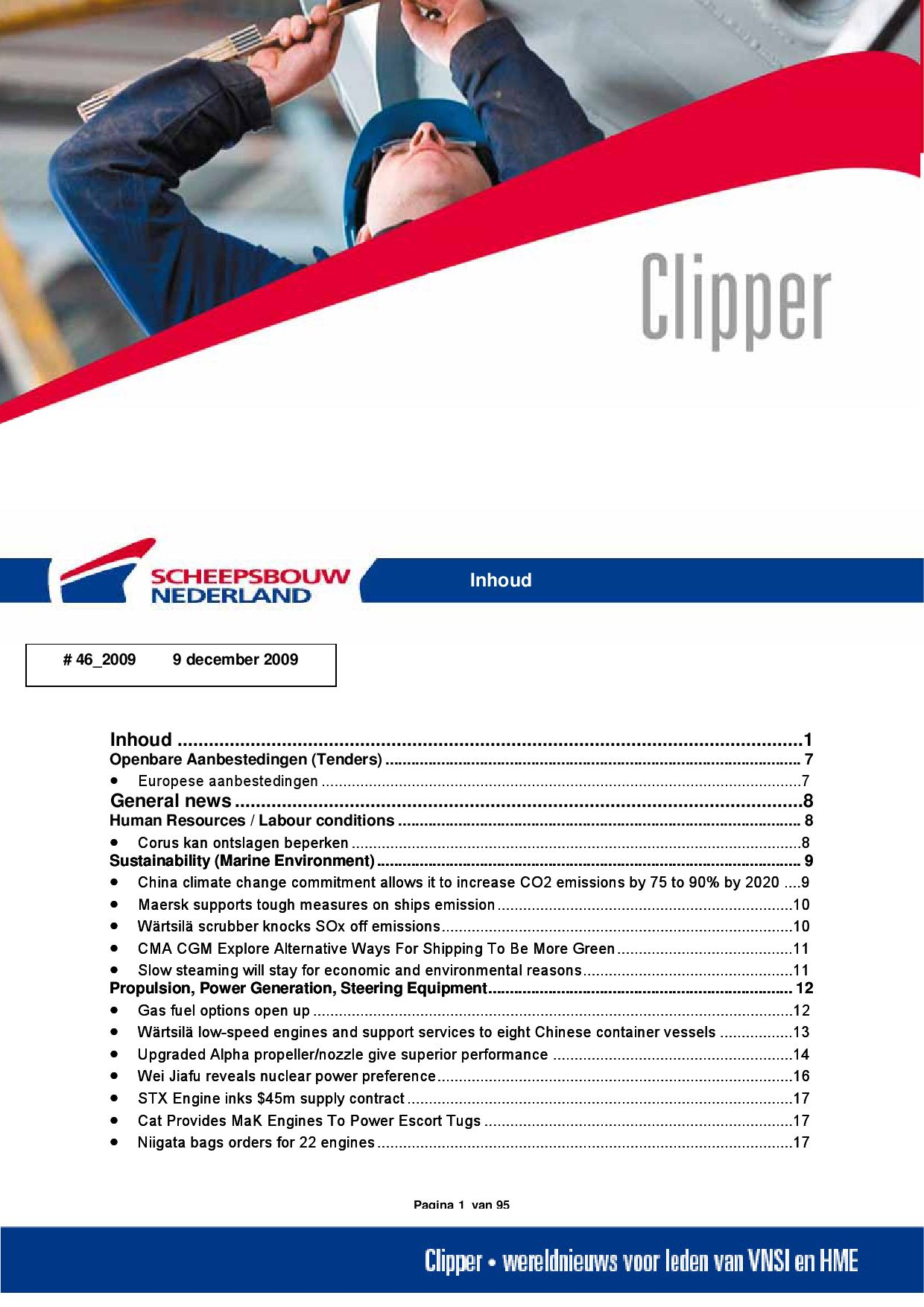 Clipper 46 by Alfredo Poluzzi - issuu