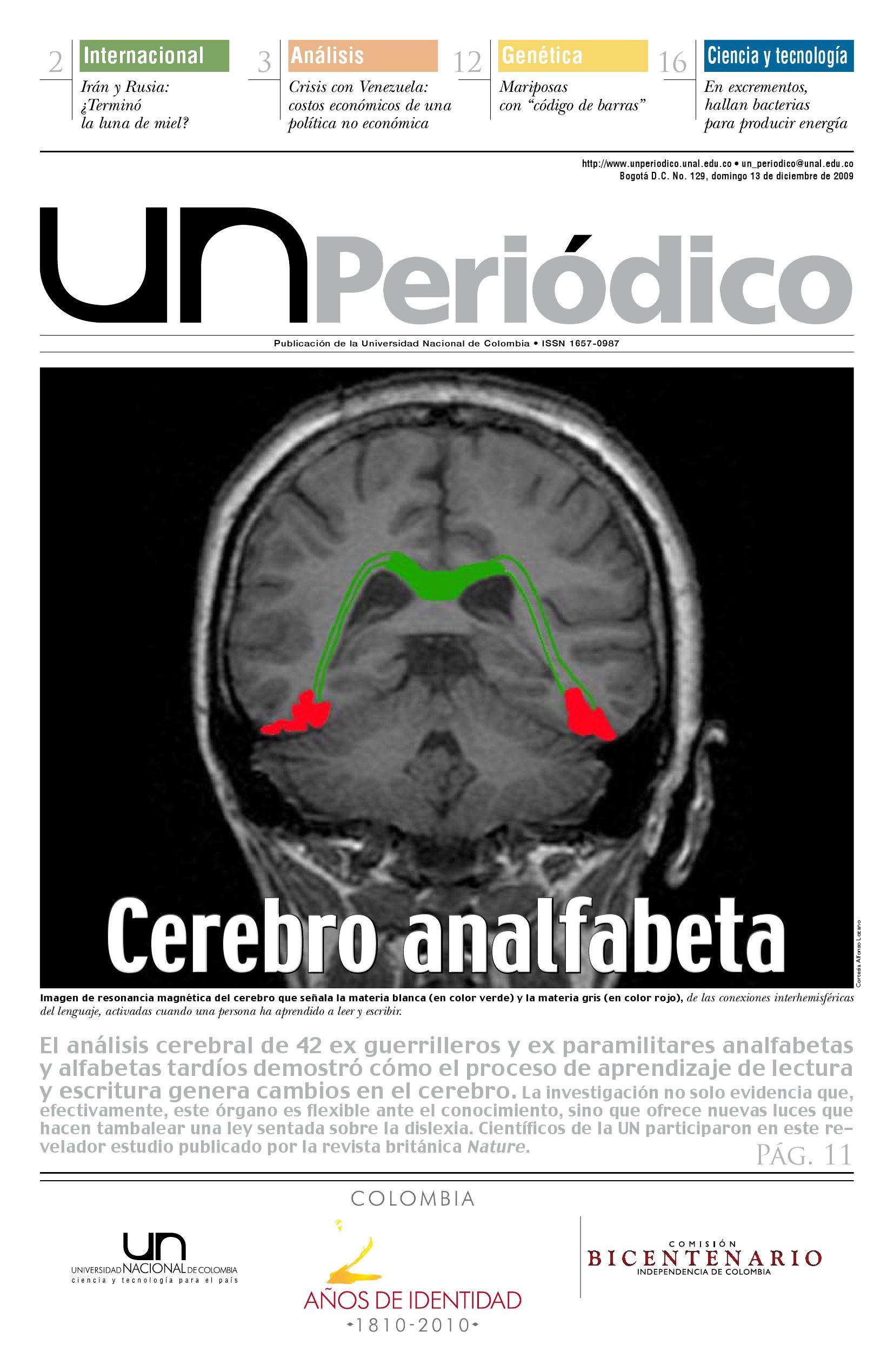 Como afecta o cerebro humano a ultrasonido faio