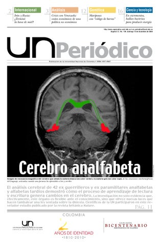 Un Periodico No 129 By Unimedios Universidad Nacional De Colombia