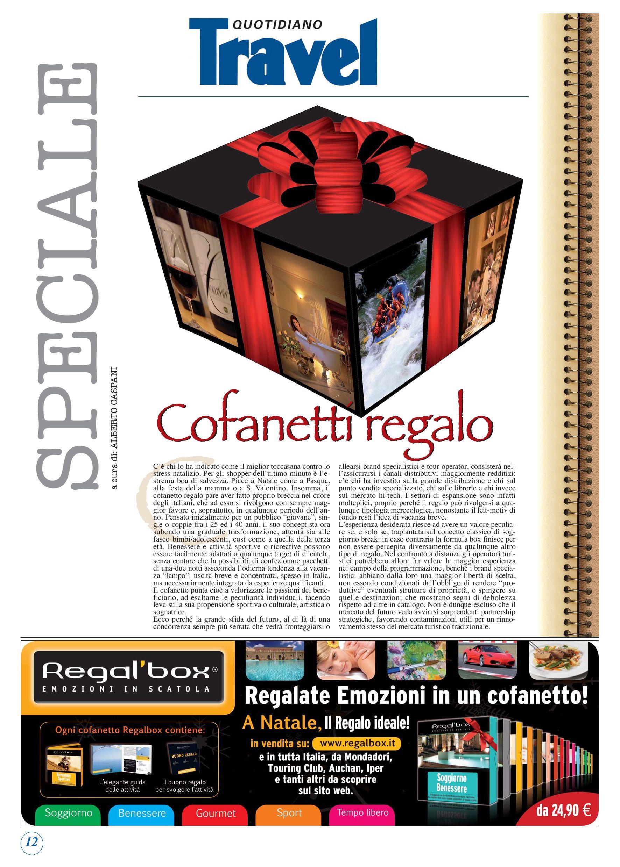 Speciale Cofanetti regalo by TravelQuotidiano.com - issuu