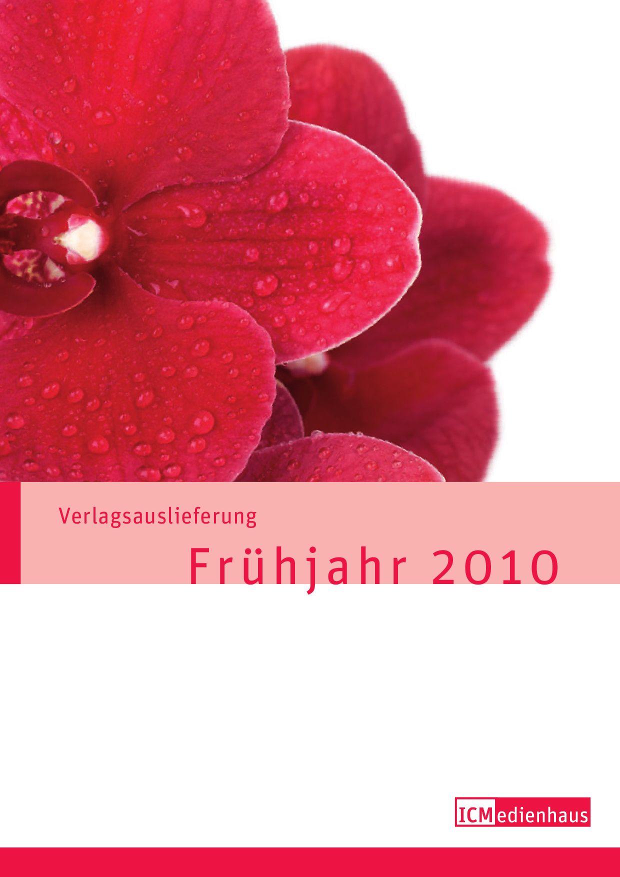 Vorschau Verlagsauslieferung ICMedienhaus by SCM Verlagsgruppe - issuu