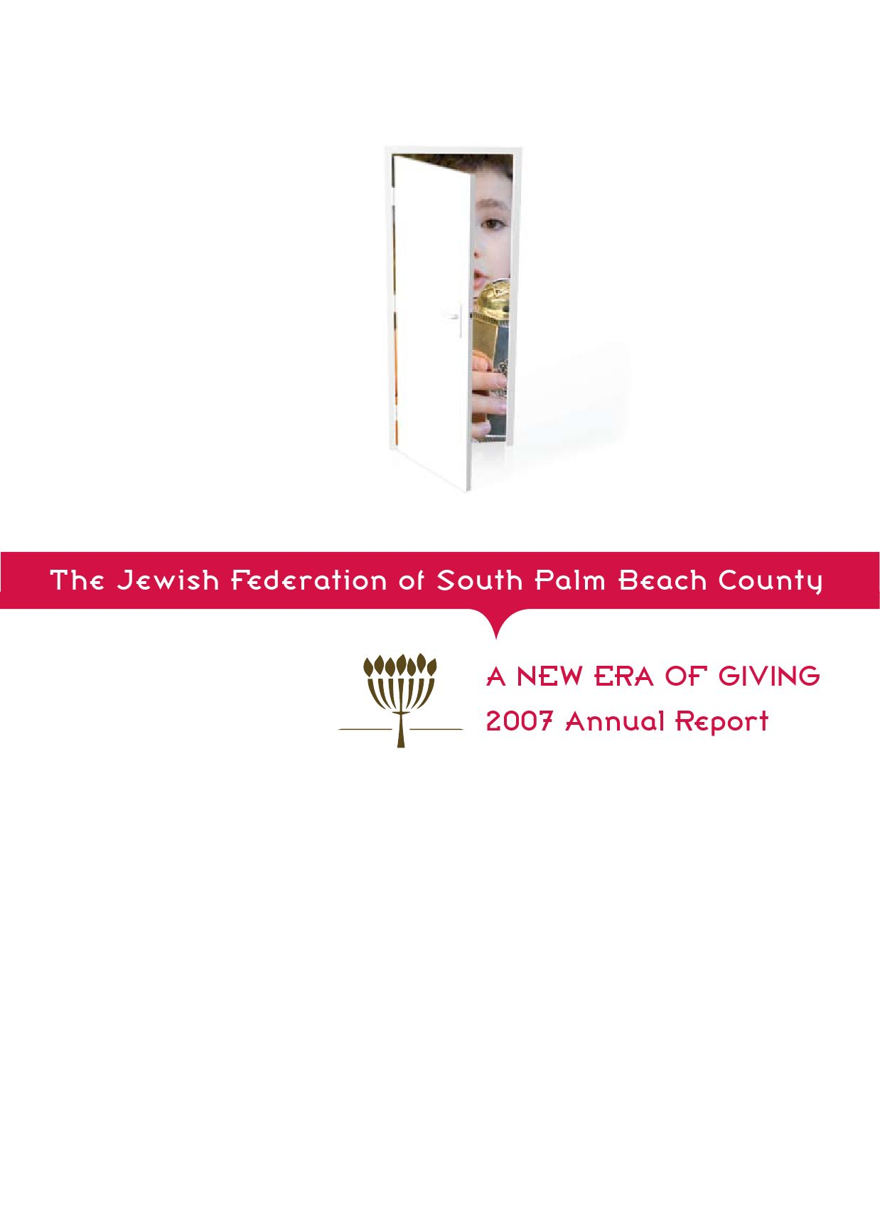 2007 Annual Report By Jewish Federation Of South Palm Beach County Austin Flats Scout Gold Emas 38 Issuu