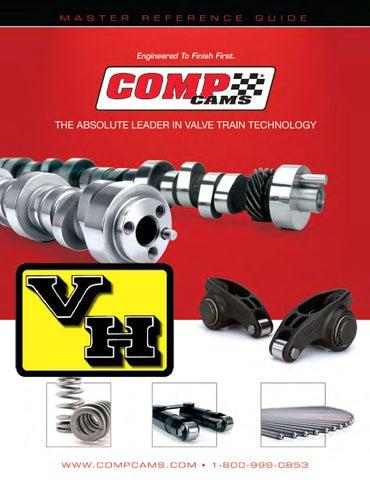 Comp Cams 7582-16 Olds 400//455 Magnum Pushrod