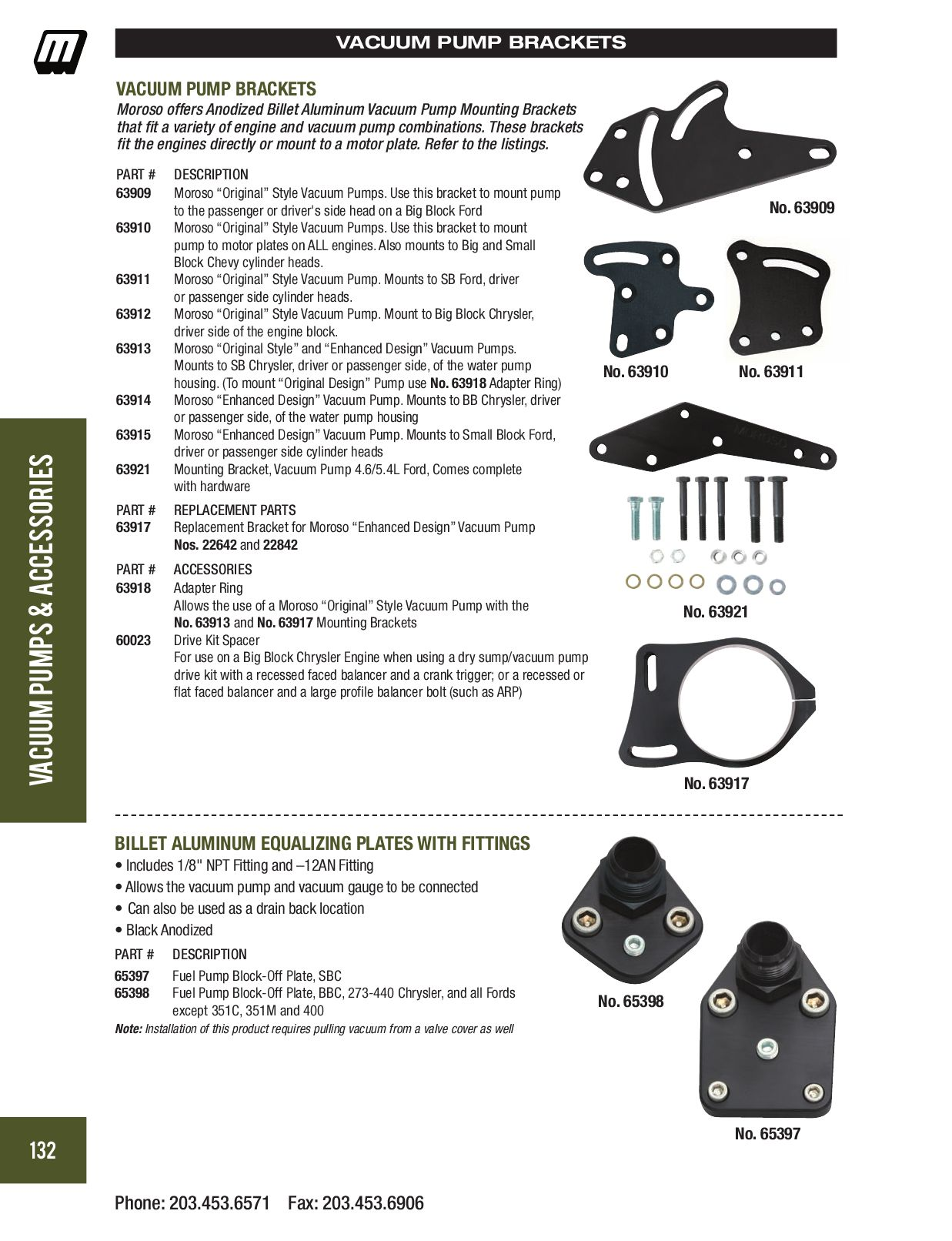 Moroso Product Guide 2010 By Performance Products Issuu Schematic Diagram Was Created For Installing The Vacuum Pump
