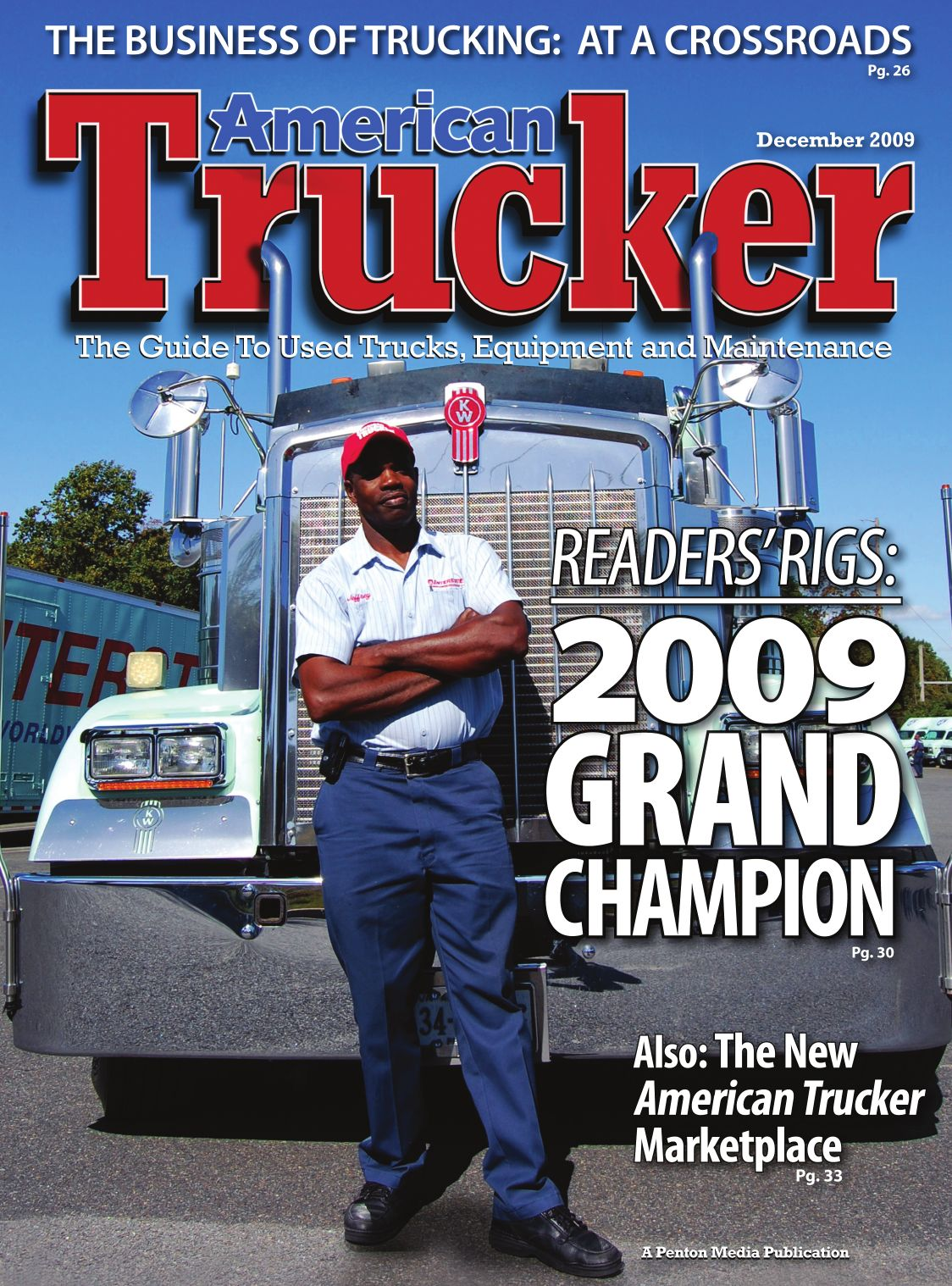 American Trucker December West Edition By Issuu Penton Wire Harness