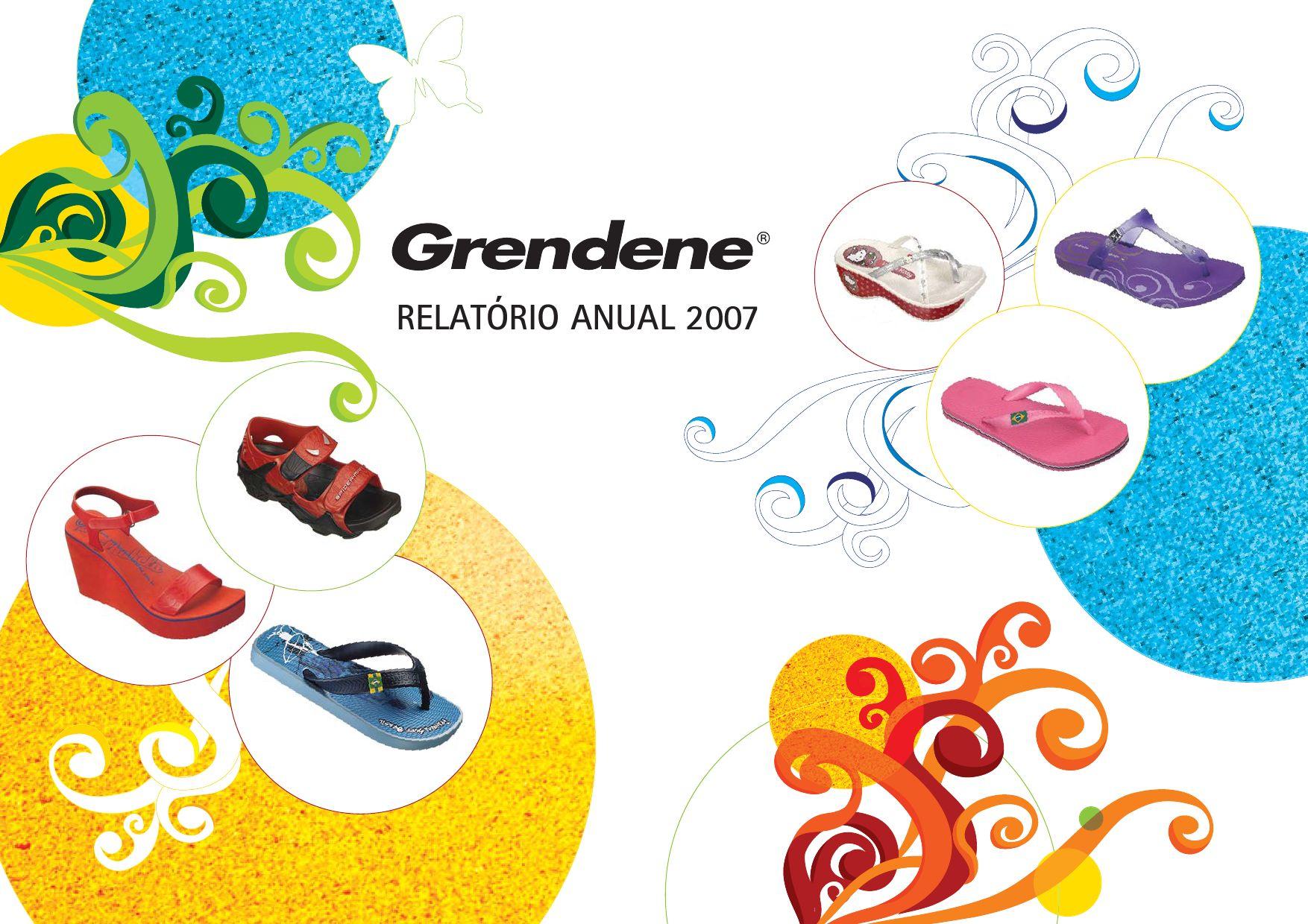 23034a4a1a651 Grendene - Relatório Anual 2007 by Grendene RI - issuu
