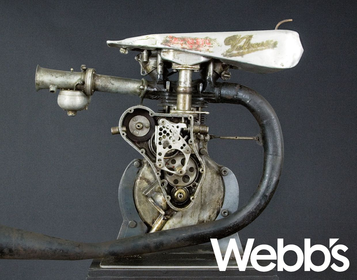 Webb's Important Vintage and collectable motorcycles by