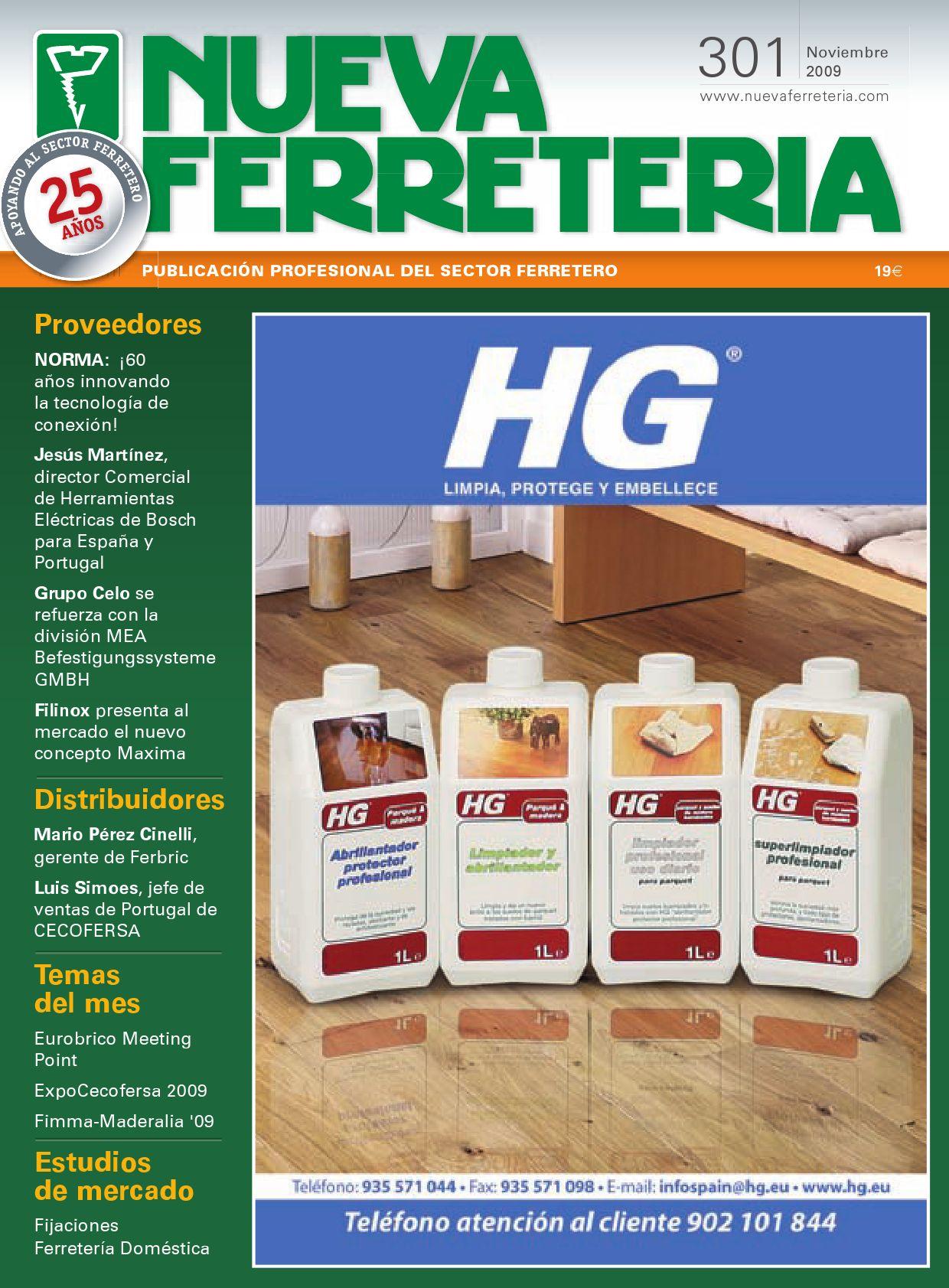 Ferreteria-301 by Digital Newspapers S.L. - issuu