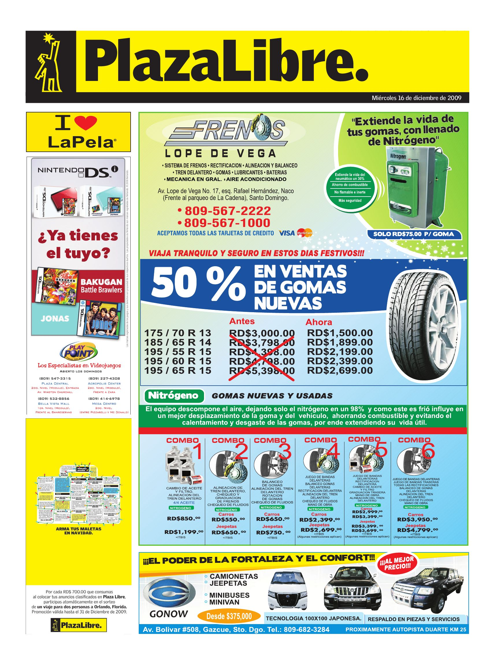 7388ec22b pl20091216 by Diario Libre - issuu