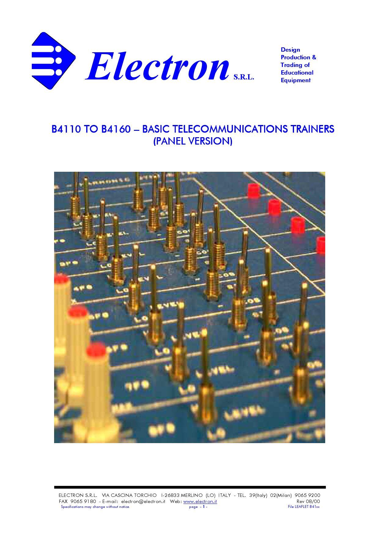 Leafle4 By Ruben Reyes Issuu Quartz Crystal Sine Wave Oscillator Circuit Basiccircuit