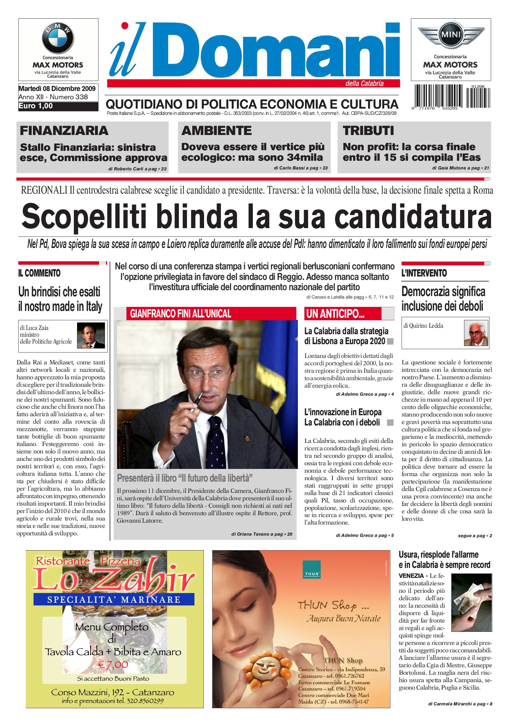 b29f7d8c41 ildomani by T&P Editori il Domani - issuu