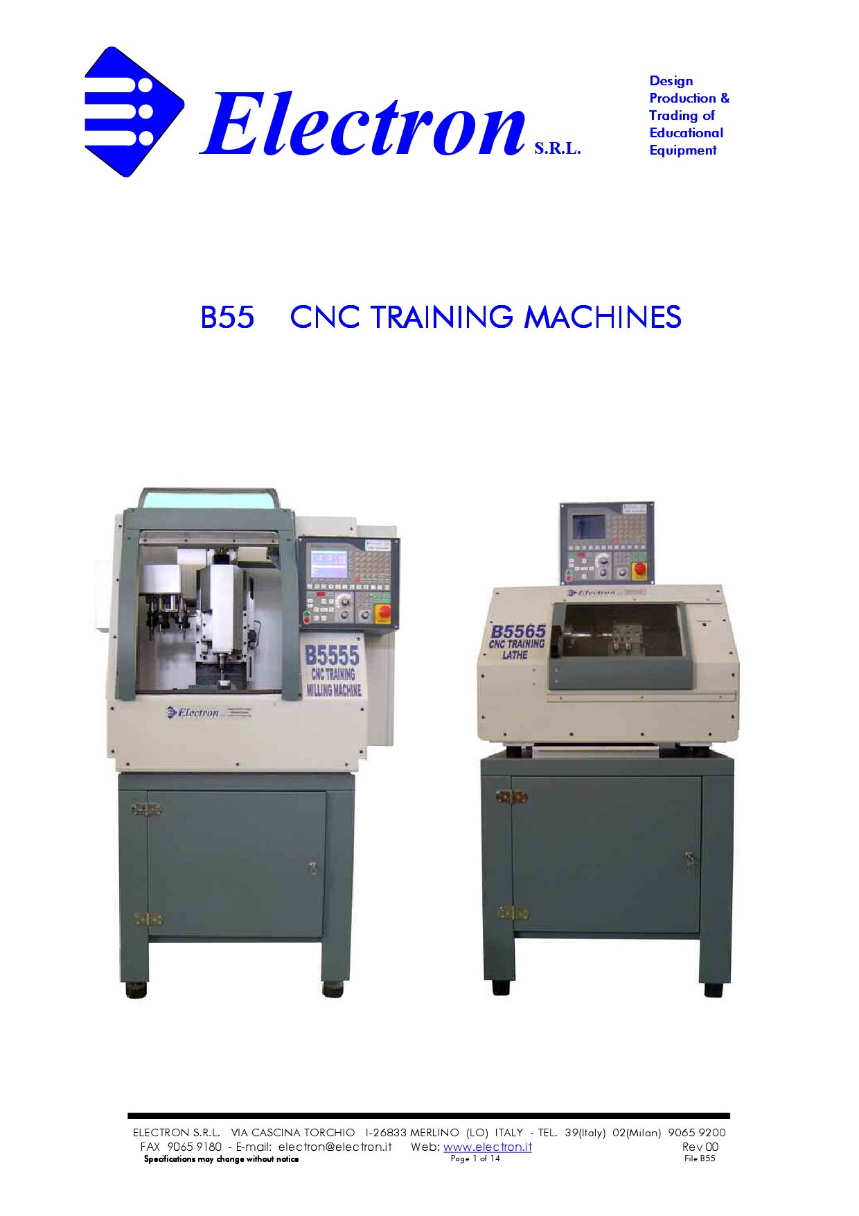 CNC Training Machines by ruben reyes - issuu