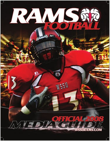 87e2f9321 Table of Contents The WSSU Experience This is WSSU Football . . . . . . . .  1 2007 Circle City Champs. . . . . . 2-3 A Nationally Recognized ...