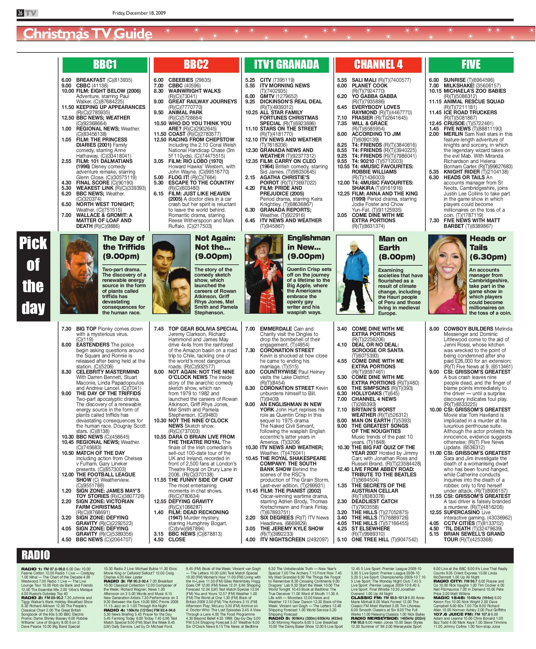 Tv guide, tv listings, online videos, entertainment news and.
