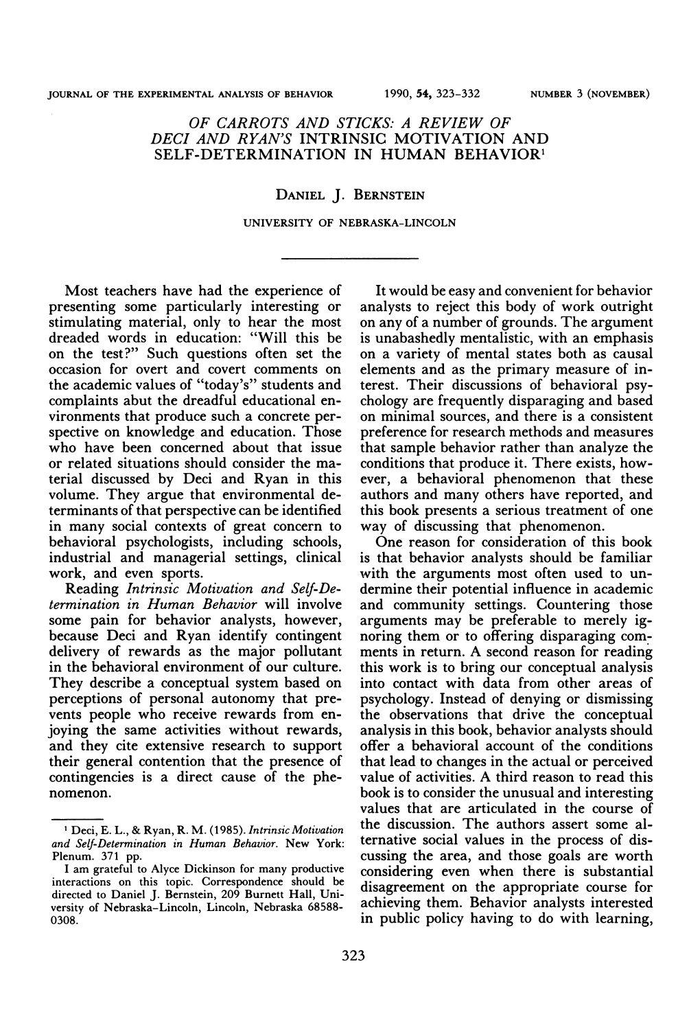 intrinsic motivation and self determination in human behavior pdf