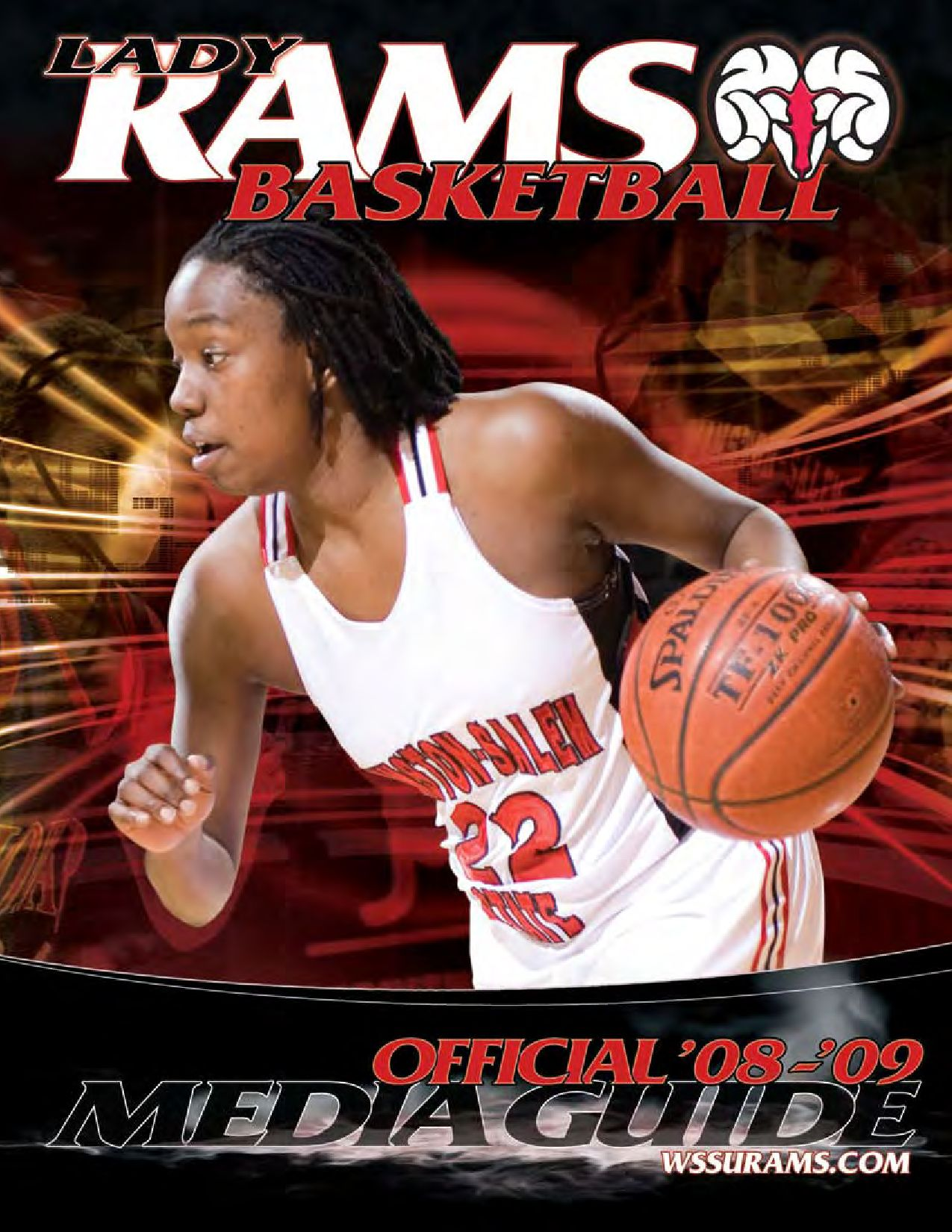 ff368368da78 2008-09 WSSU Women s Basketball Media Guide by Winston-Salem State  University Athletics - issuu