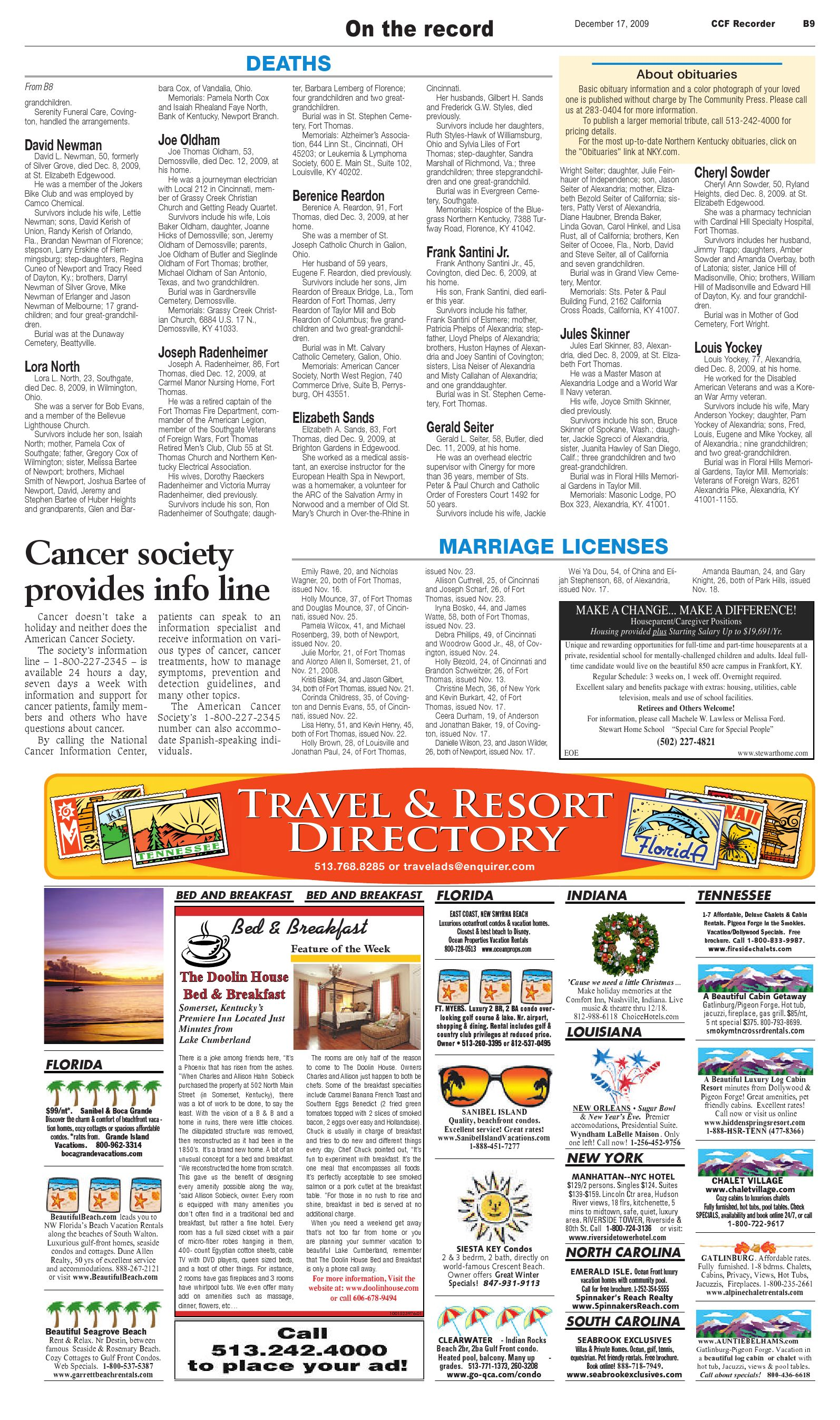 campbell-county-recorder-121709 by Enquirer Media - issuu