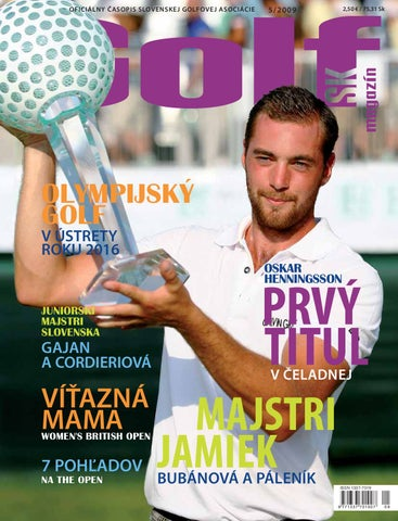 Golf magazín 5-2009 by Juraj Spanik - issuu 3f568b47029