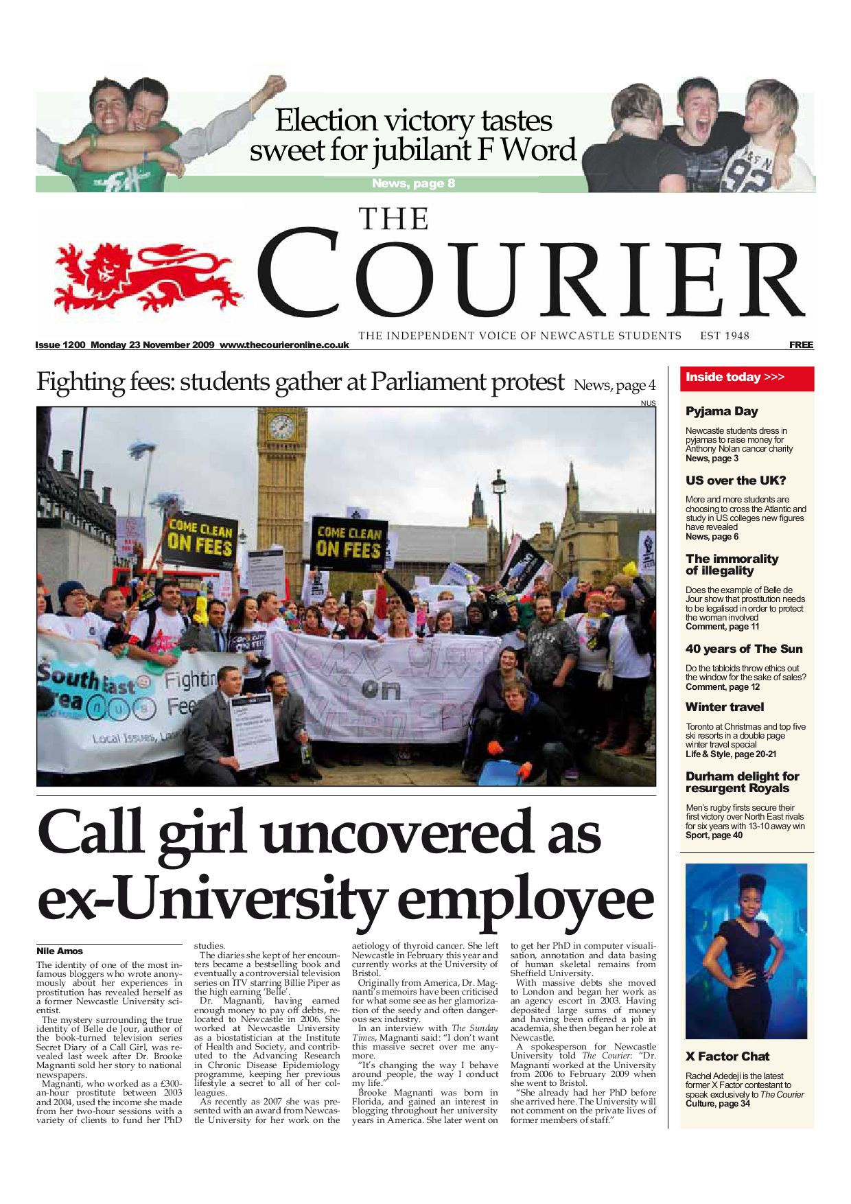 The Courier 1200 by The Courier line issuu