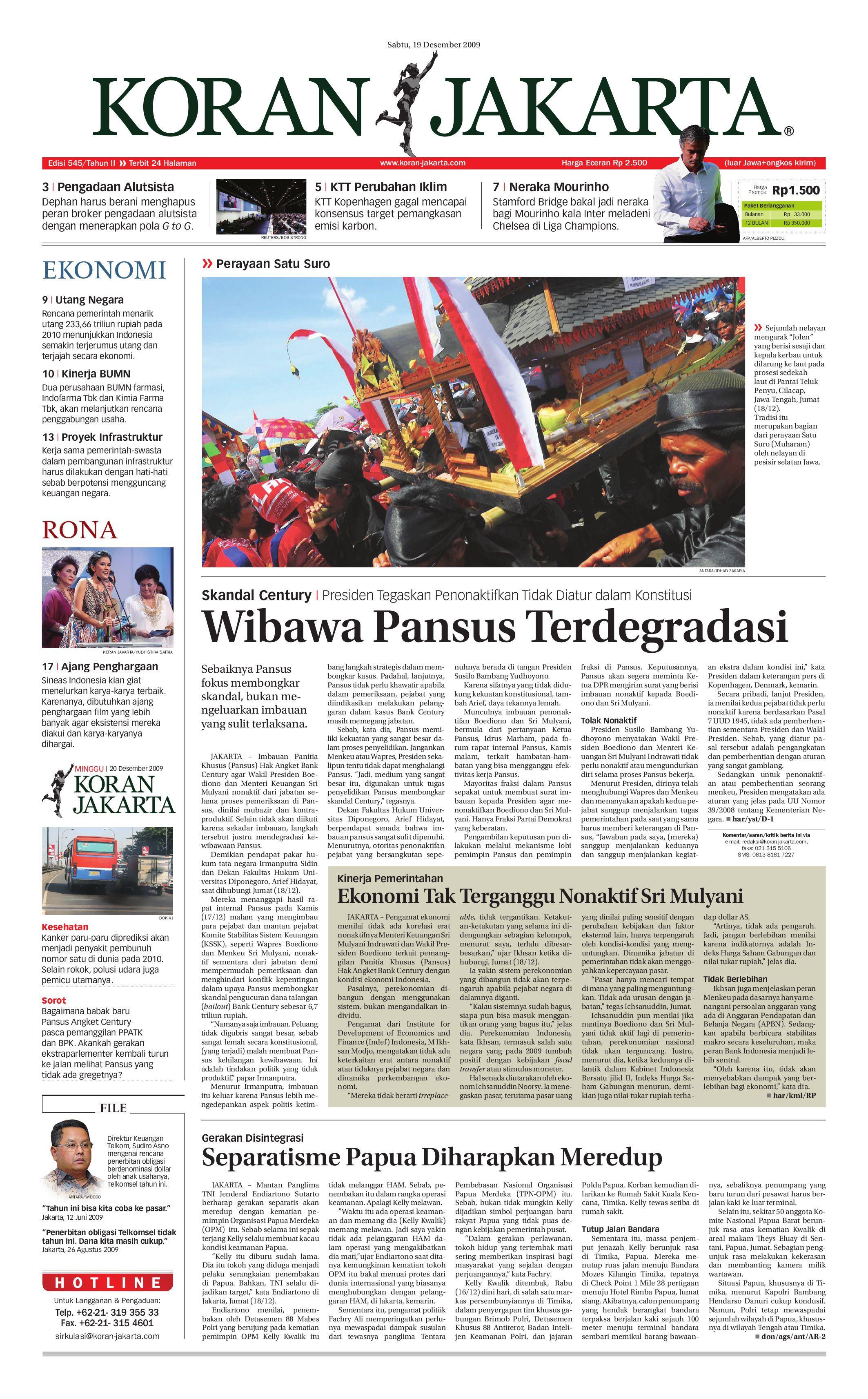 Edisi 545 19 Desember 2009 By Pt Berita Nusantara Issuu Produk Ukm Bumn Ring Berlian Eropa