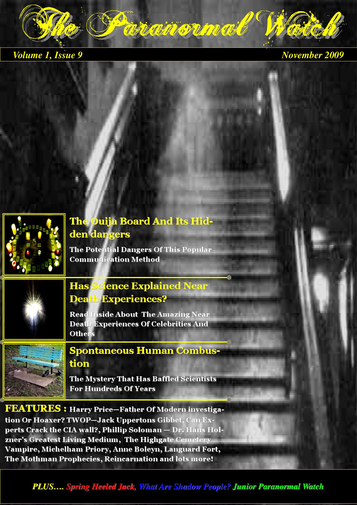 Encyclopedia of haunted places ghostly locales from around the encyclopedia of haunted places ghostly locales from around the world by john john ereno issuu fandeluxe Image collections