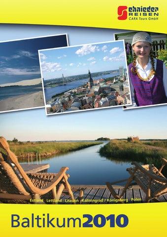 3- 270 Gest Gastfreundlich Lettland Nr Landschaft Von Semgallen