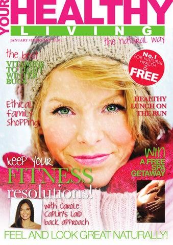 0b7ead5f2fb Your Healthy Living Magazine Jan-Feb 2010 by JFN PRODUCTIONS - issuu