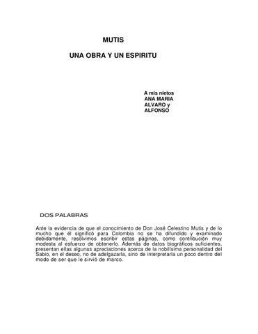 MUTIS by Rodrigo Luna - issuu