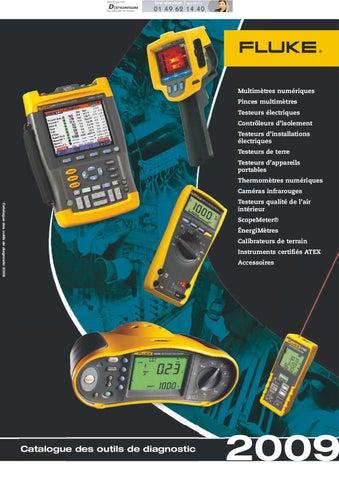 Multimètres numériques Pinces multimètres Testeurs électriques Contrôleurs  d isolement Testeurs d installations électriques Testeurs de terre Testeurs  ... 13c209a8a4eb
