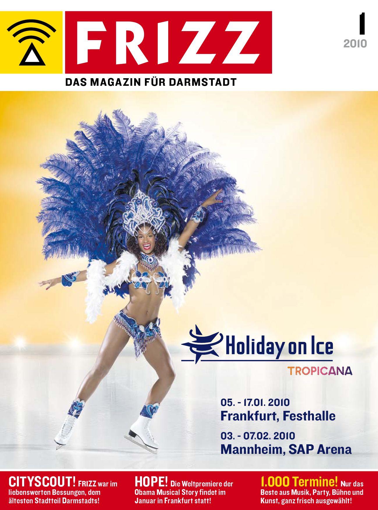 FRIZZ Das Magazin für Darmstadt 01 10 by FRIZZ Media & Marketing