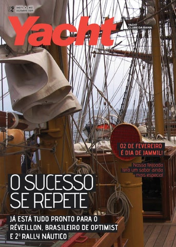 9b798d6a5 Yacht Clube da Bahia by Canal 2 Comunicação - issuu