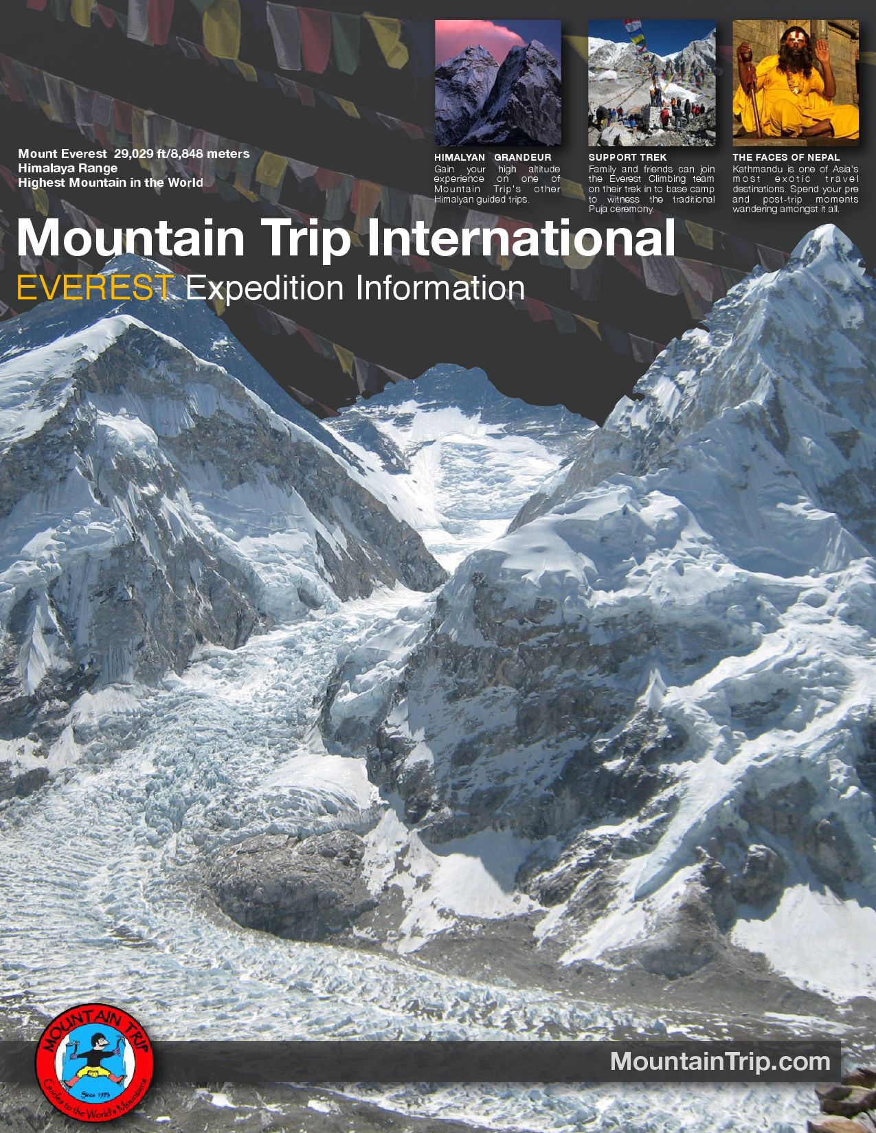 Mountain Trips 2010 Everest Expedition By Drew Ludwig Issuu Bandana Impor 29