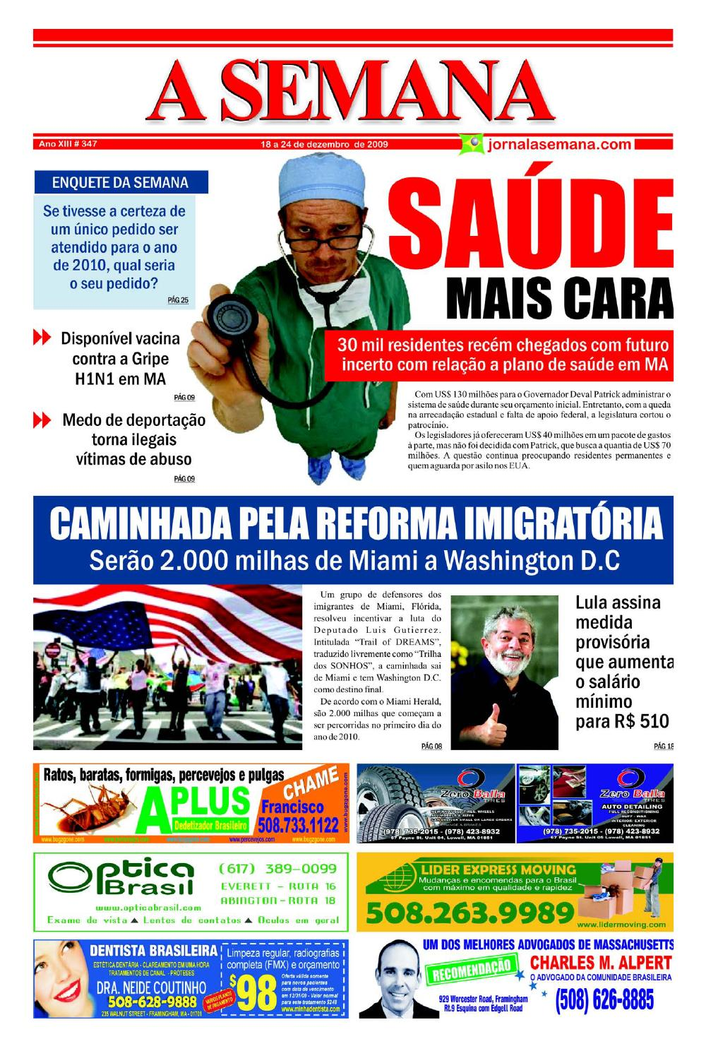 dc7731973401d A SEMANA EDITION   347 by JORNAL A SEMANA - issuu