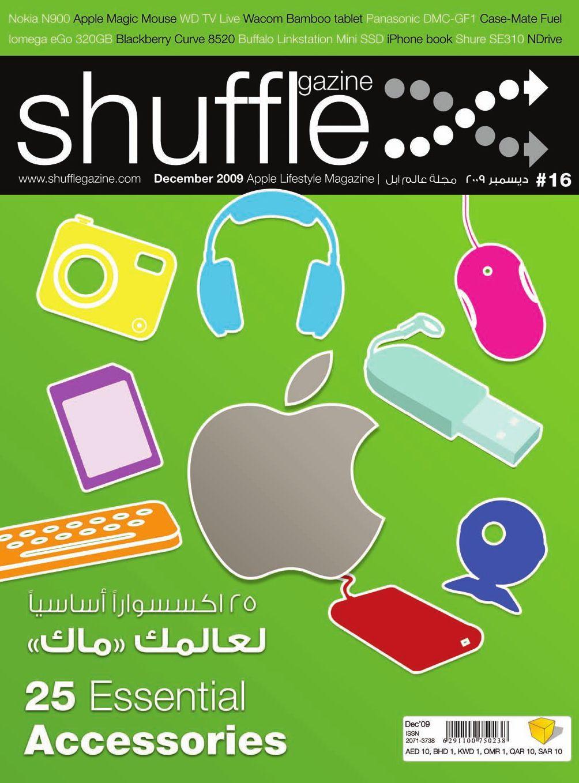 b440d8ba1 Shufflegazine December 2009 by EmiratesMac.com - issuu