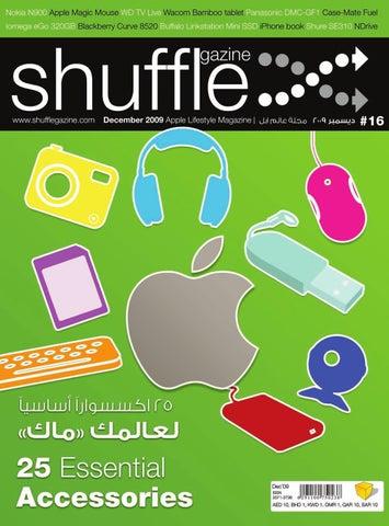 408889457 Shufflegazine December 2009 by EmiratesMac.com - issuu
