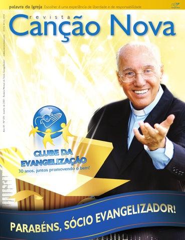Revista Canção Nova De Janeiro 2010 By Revista Canção Nova Issuu