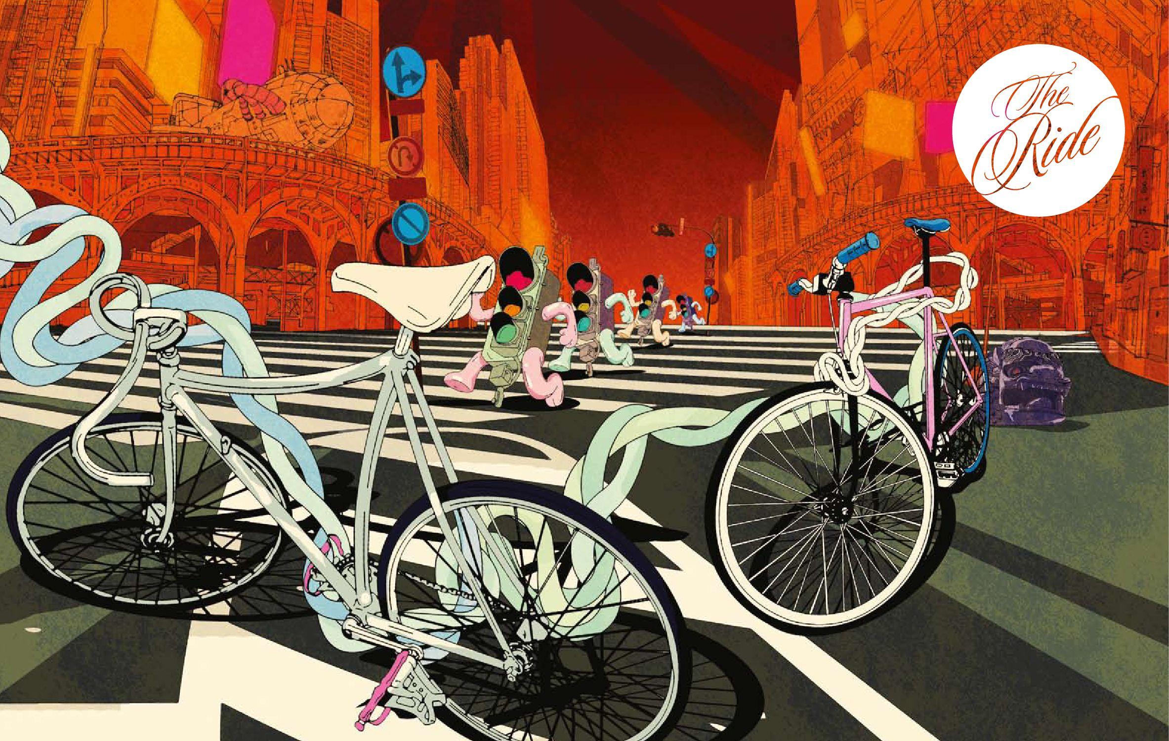 fc2950651ba The Ride - Issue #1 by Nicola Pittavino - issuu