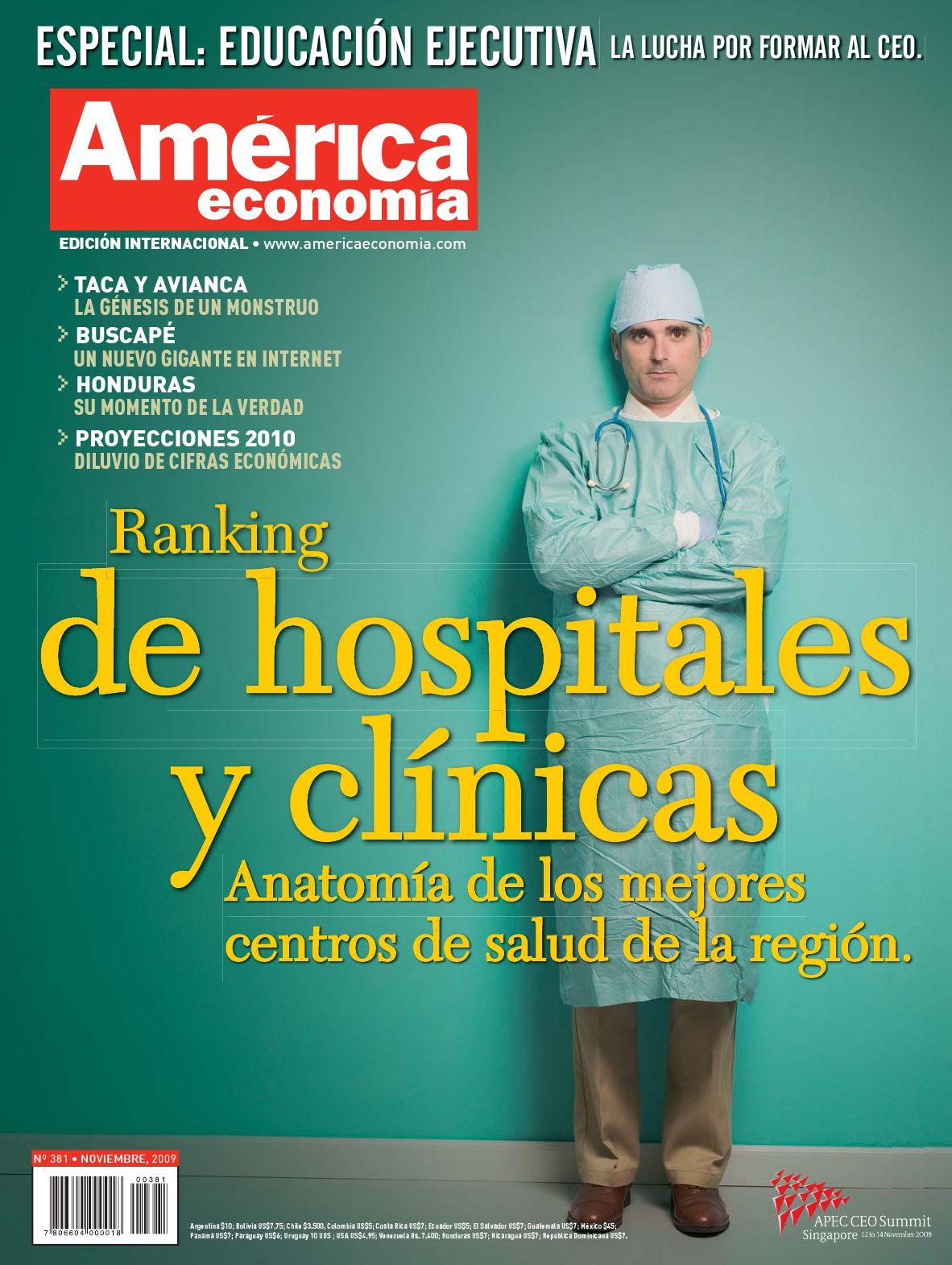Nº 381 Edición Internacional by AméricaEconomía - issuu