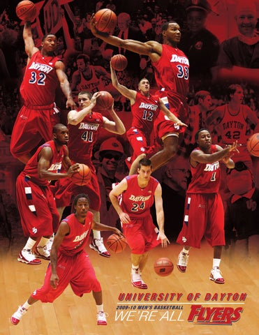 University of Dayton Men's Basketball Media Guide by University of Dayton - Issuu