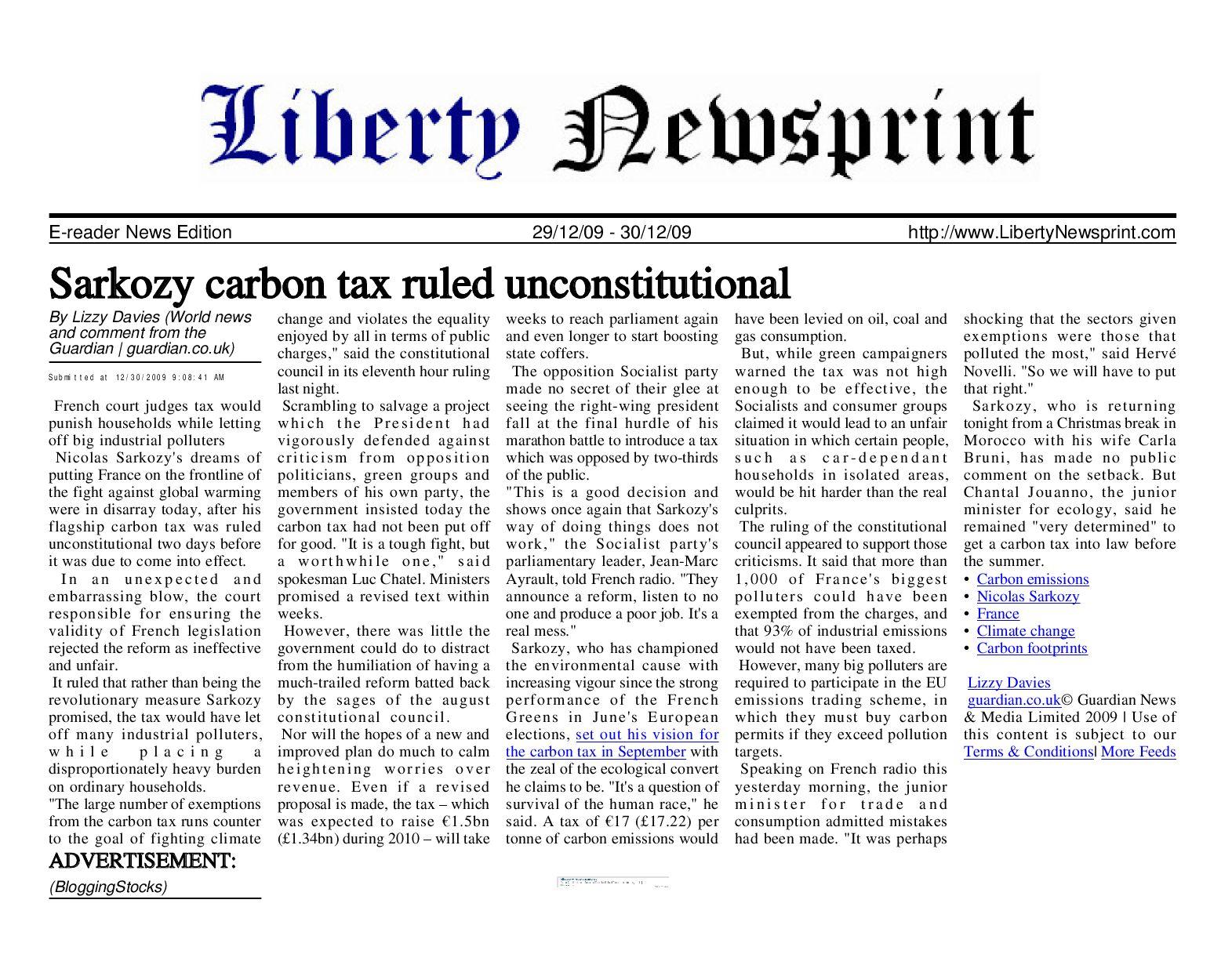 c55bf279474 Liberty Newsprint Dec-30-09 by Liberty Newspost - issuu