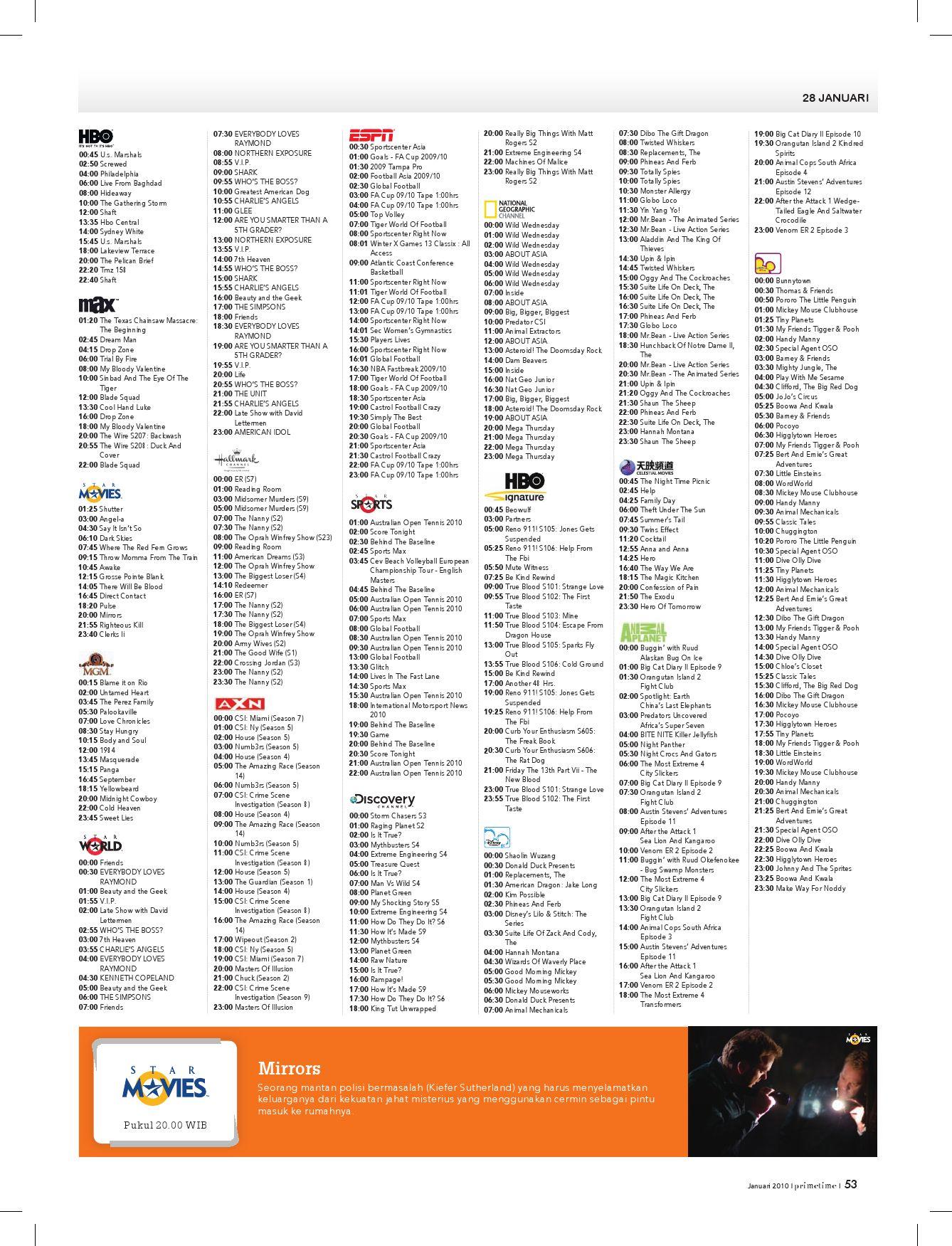 Januari 2010 - Primetime TelkomVision by Indonusa Telemedia - issuu